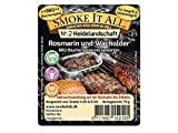SMOKE IT ALL BBQ Räucherspäne Räuchermischung mit Gewürzen - Heidelandschaft - 115212
