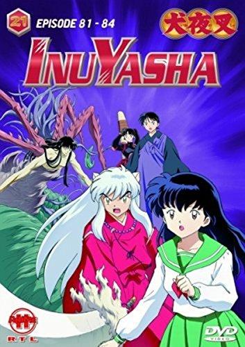 Inu Yasha Vol.21 - Episode 81-84