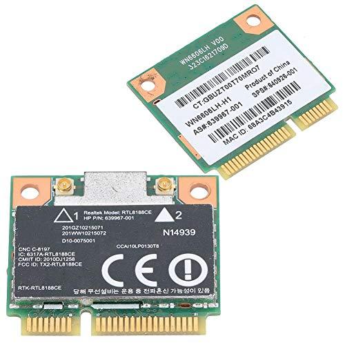 2.4G Universal 2.4G Network Card, Mini PCI-E Interface Network Card, for 430 635 G4 G6 DV7 Dell