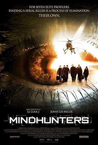 STUDIO CANAL - MINDHUNTERS (1 DVD)