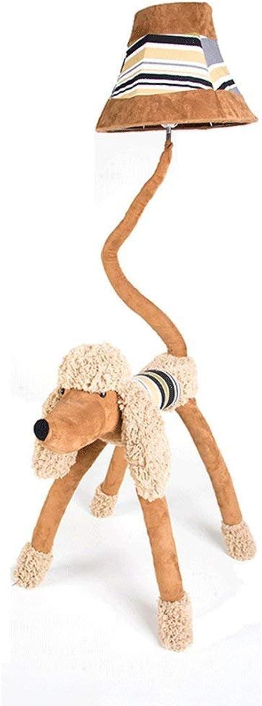 YNG Stehleuchte Kinder Cartoon Puppy Schne Stehleuchte Kreative Persnlichkeit Beleuchtung Schlafzimmer Stehlampe Schreibtisch Studie Wohnzimmer Grünikale Tischlampe