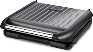 Russell Hobbs GEORGE FOREMAN LARGE STEEL GRILL FAMILY, GREY 1850W - 25051
