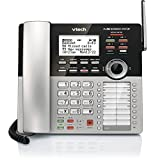 VTech CM18245 4-Line Expandable DECT6.0 Small Business Office Phone with Answering System-Accessory Deskset