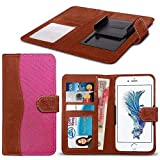 Fonetic Solutions (Pink) Premium PU Leather Fabric Clamp