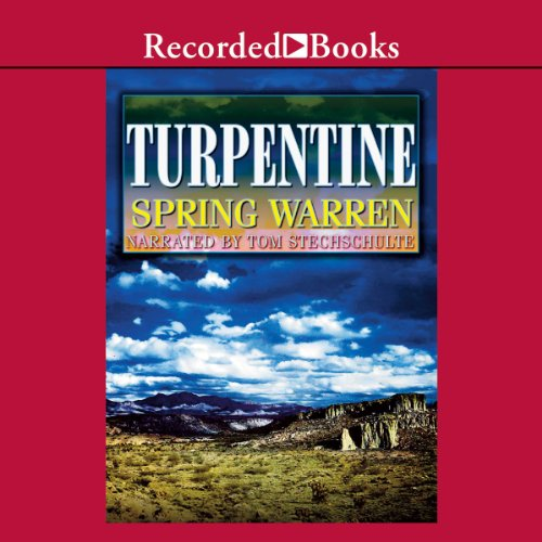 Turpentine audiobook cover art