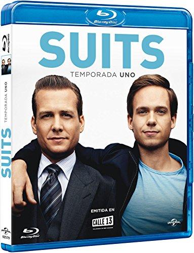 Suits - Temporada 1 [Blu-ray]