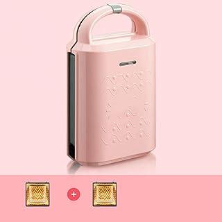 AJH Sandwich Toastie Maker avec Sandwich Maker Autocuiseur Détachable Facile à Nettoyer Machine à Nourriture légère Domest...