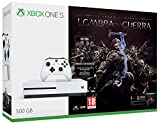 Foto Xbox One: S 500GB + Shadow of War [Bundle]