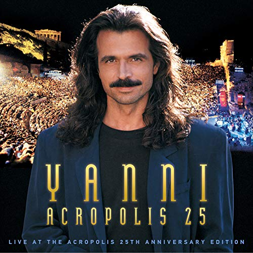 Yanni-Live at The Acropolis-25th Anniversary Remastered Deluxe Édition
