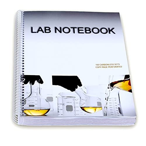 Student Lab Notebook Amazoncom