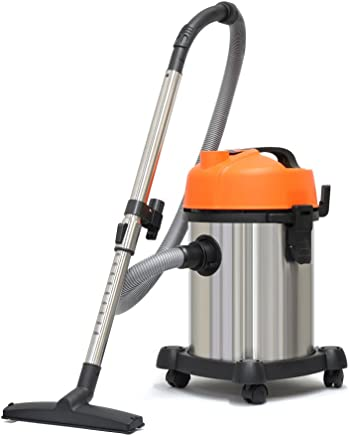 life_mart 業務用 掃除機 ブロワー機能搭載 バキュームクリーナー 乾湿両用 布フィルター 集塵機