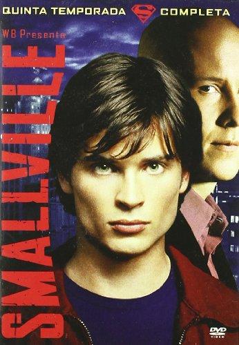 Smallville Temporada 5 [DVD]