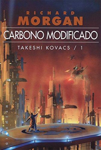 Takeshi Kovacs: Carbono modificado: 1 (Ficción)