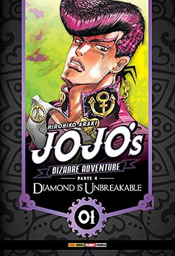 Jojos Bizarre Adventures - 18: Parte 04 - Diamond is Unbreakable