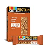 Best Protein Bars - KIND Protein Bars, Crunchy Peanut Butter, Gluten Free Review