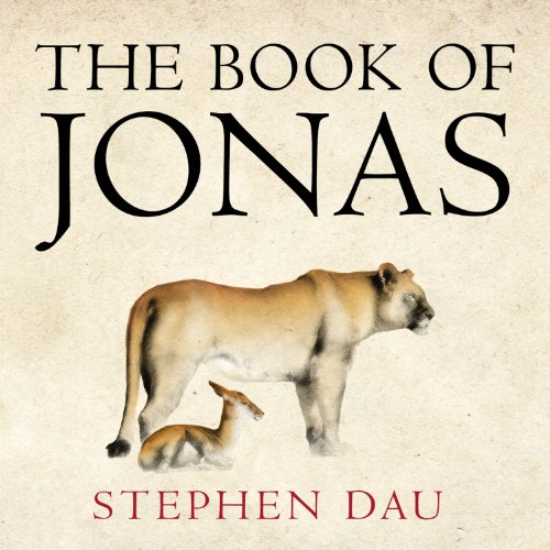 The Book of Jonas audiobook cover art
