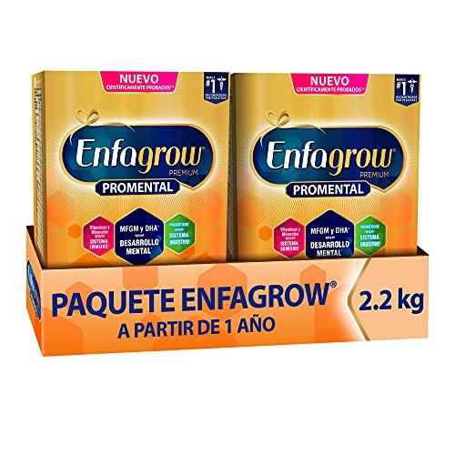 leche nido de bebe fabricante Enfagrow