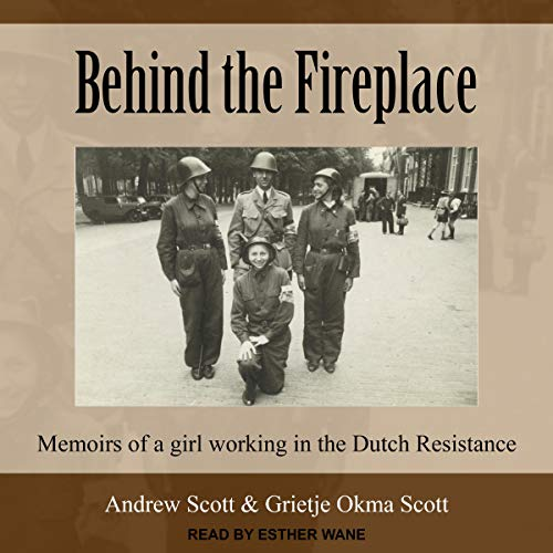 Behind the Fireplace cover art