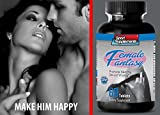 Herbal Blend to Improve Sexual Performance - Female Fantasy 742mg - to Improve Women's Sexual Desire, Overall Satisfaction, Increases Sexual Flame (1 Bottle 69 Tablets)