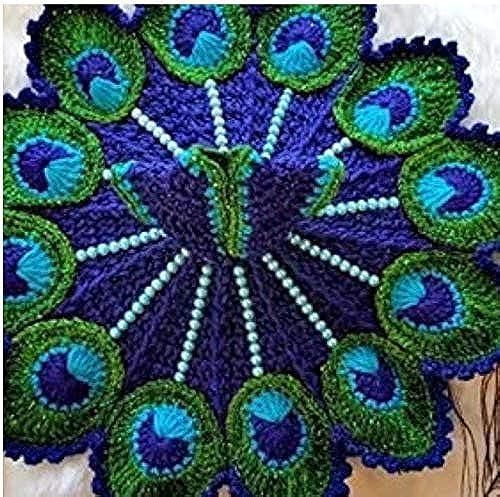 Generic Woolen Fashion God Dress For Kanhaji Laddu Gopal Radhe Shyam Krishanji Bal Gopal Kanhaiya Murlidhar Multicolor Code Fb157 Size Kanha No 4