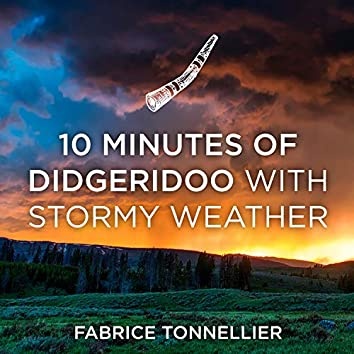 10 Minutes of Didgeridoo with Stormy Weather