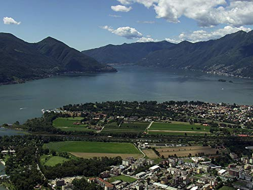 Switzerland - Lake Maggiore to The Rhine Falls