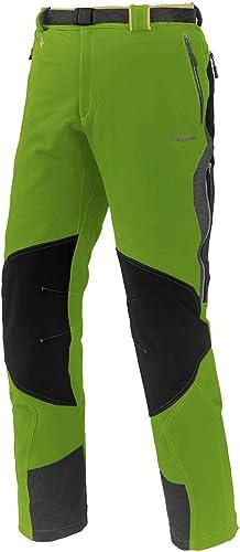 Trangoworld pc007175 4l4-la Pantalon Long, Homme, Vert gris (Anthracite), L