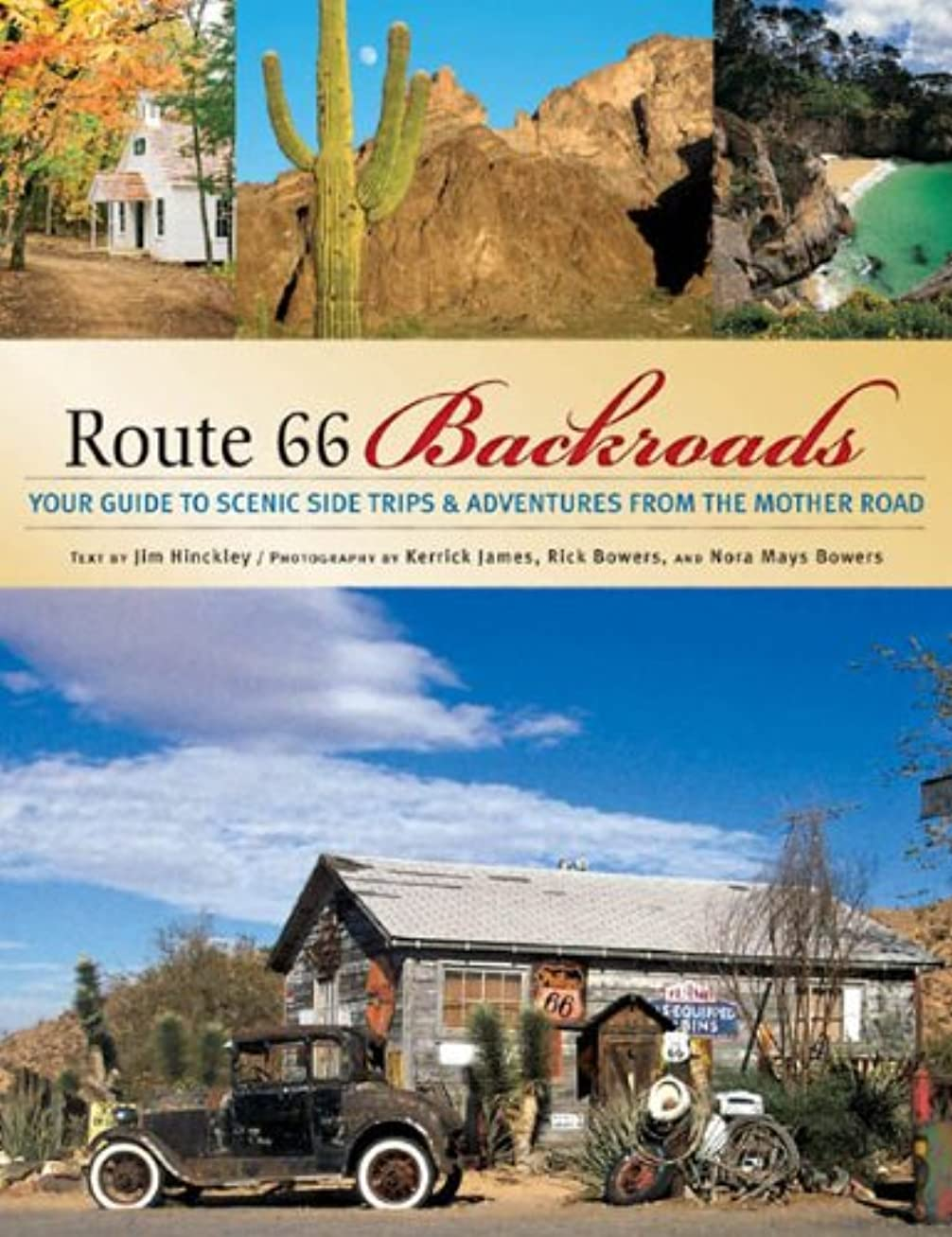 退屈な分析する作るRoute 66 Backroads: Your Guide to Scenic Trips and Adventure from the Mother Road (Backroads of ...) (English Edition)