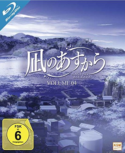 Nagi no Asukara - Volume 4: Episode 17-21