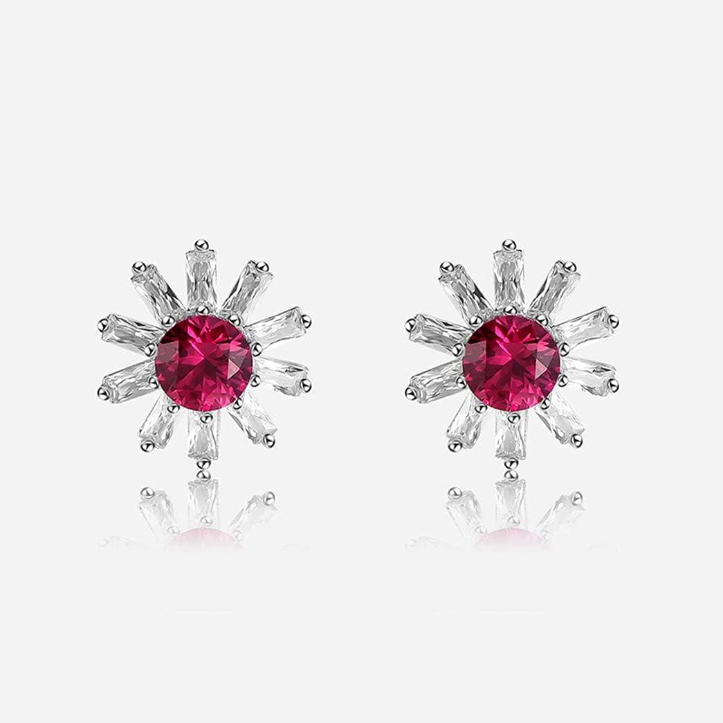 Kiminors Women Girls Earrings Metal Alloy Fashion Korean Temperament Earring Ear Jewelry Exquisite Earrings Ear Decorations