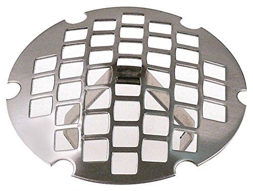 Filtro de desagüe para Lainox MG202T, GEMT40P, ME102T, HMG202P, MG201T, Cookmax 212003 para horno, horno de aire caliente, amortiguador combinado