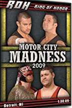Ring of Honor - ROH Wrestling: Motor City Madness DVD