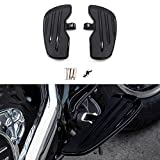 GUAIMI Driver Floorboards Footpegs Compatible with Indian Scout Sixty Bobber Replace Part Number: 2883056-659 - Black