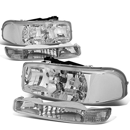 05 sierra headlight assembly - 6