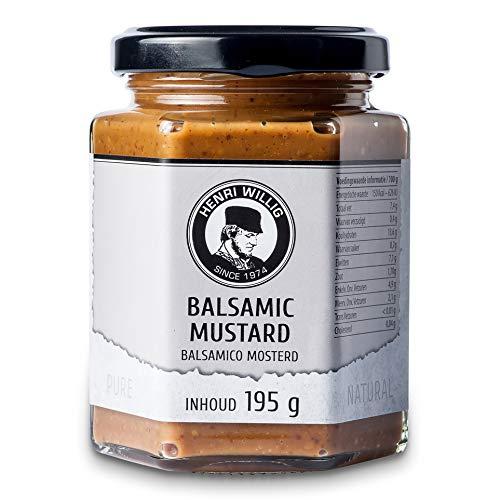 Henri Willig Balsamico-Senf