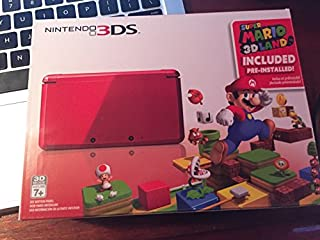 Nintendo 3DS with Super Mario 3D Land - Flame Red (B006C4B9I0) | Amazon price tracker / tracking, Amazon price history charts, Amazon price watches, Amazon price drop alerts