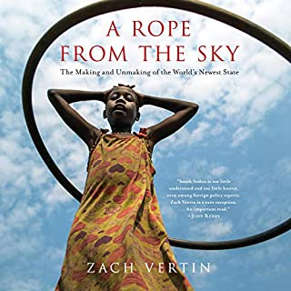 A Rope from the Sky cover art