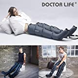 Air Compression System by DSMAREF : Sequential Compression Device, Compression Pump, Recovery Boots, Blood Circulation Machine for Legs, Leg Massager. (Size : XL)