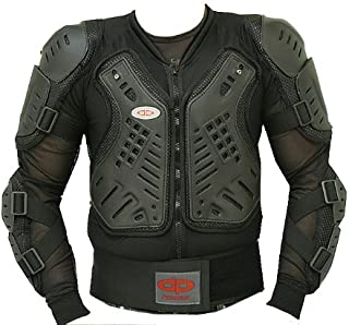 CE Approved Full Body Armor Motorcycle Jacket-3XL