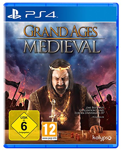 Grand Ages Medieval Standard (PS4) - [Edizione: Germania]