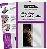 dipos I 2X Schutzfolie klar kompatibel mit HOMTOM S8 Folie Bildschirmschutzfolie