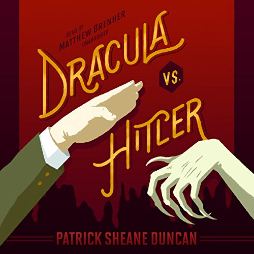 Dracula vs. Hitler cover art
