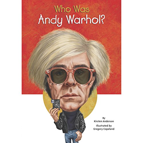Who Was Andy Warhol? cover art