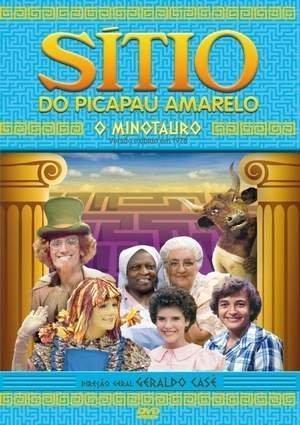 Sítio Do Picapau Amarelo: O Minotauro by Zilka Sallaberry