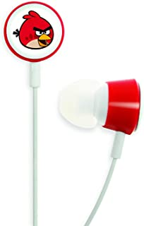 Gear 4 Angry Birds in-Ear Tweeters Red