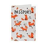 Custodia per passaporto - I Love Traveling - design divertente Multicolore (N-157)
