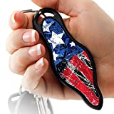 MUNIO Self Defense Kubaton Keychain with Ebook (Urban Patriot)