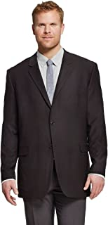 Merona Men's Big and Tall Slim Fit Suit Jacket