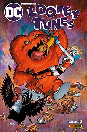Dc Encontra Looney Tunes Vol. 2