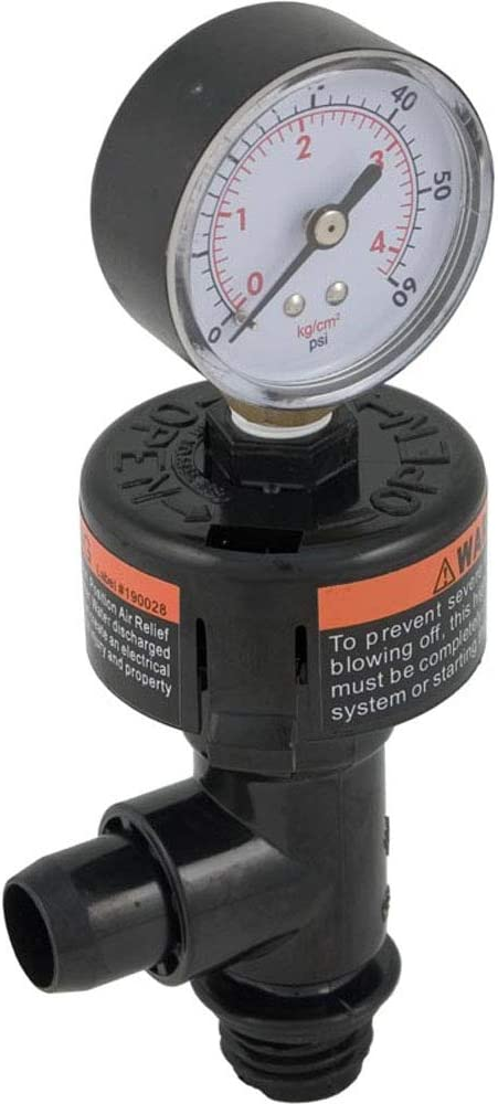 Pentair 073027 Shipping included Complete Gauge Assembly Replacement and 4 SM SMBW Ranking TOP4